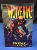 Stan Lee Signed Wolverine Enemy of the State Hardcover Book - PSA/DNA # X08237