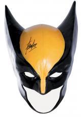 Stan Lee Signed Wolverine Mask