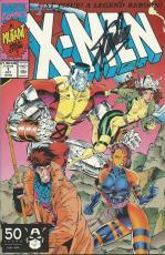 Stan Lee Signed X-Men Marvel Comic Book PSA/DNA COA #1 Issue 1B October Oct 1991