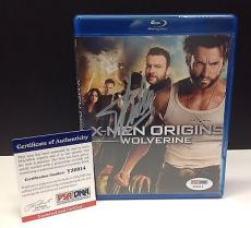 Stan Lee Signed X-MEN ORIGINS WOLVERINE Blu-Ray Movie Cover - PSA/DNA # Y36014