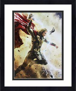 Stan Lee Thor Signed 16x20 Photo Autographed BAS #B78575
