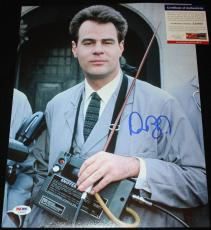 STANTZ Dan Aykroyd signed 11 x 14, Blues Brothers, Ghostbusters, PSA/DNA Z35958