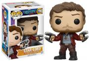 Star Lord Guardians of the Galaxy #198 Funko Pop!