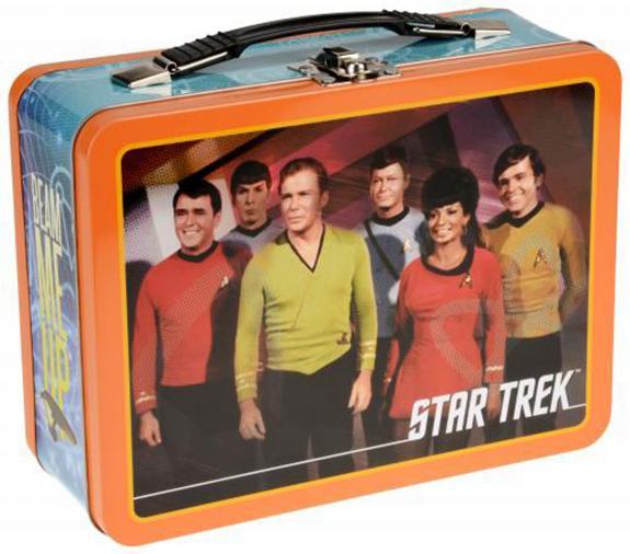 Star Trek Large Tin Tote