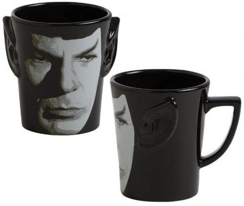 Star Trek Spock 20oz. Sculpted Mug
