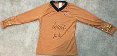 Star Trek William Shatner Captain Kirk Signed   Autographed Shirt - JSA Certified