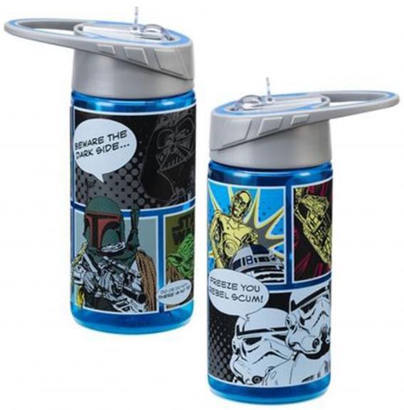 Star Wars 14 oz. Tritan Water Bottle