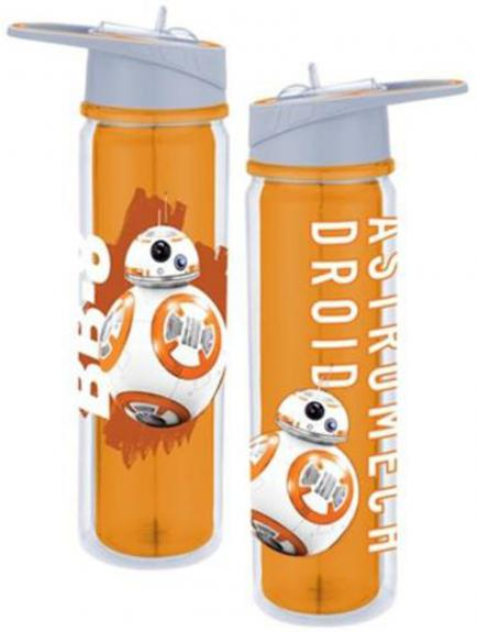 Star Wars BB-8 18 oz. Tritan Water Bottle