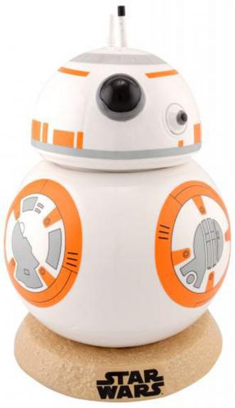 Star Wars BB-8 Ceramic Cookie Jar