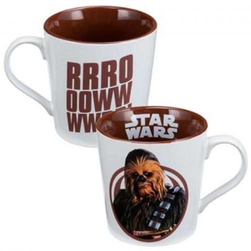 Star Wars Chewbacca 12 oz. Ceramic Mug
