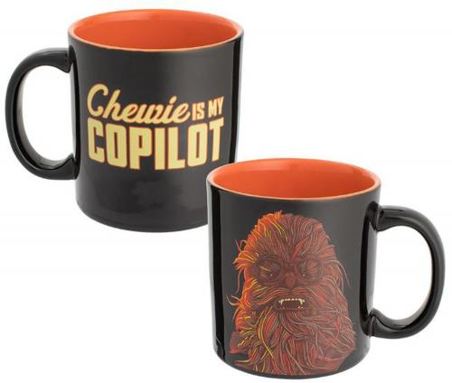 Star Wars Chewbacca 20oz. Ceramic Mug