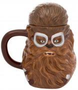 Star Wars Chewbacca 20oz. Sculpted Mug