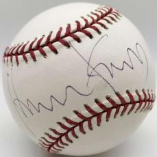 Star Wars Harrison Ford Signed Autographed OML Baseball JSA