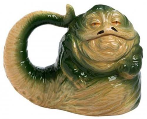 Star Wars Jabba the Hutt 26 oz. Sculpted Ceramic Mug
