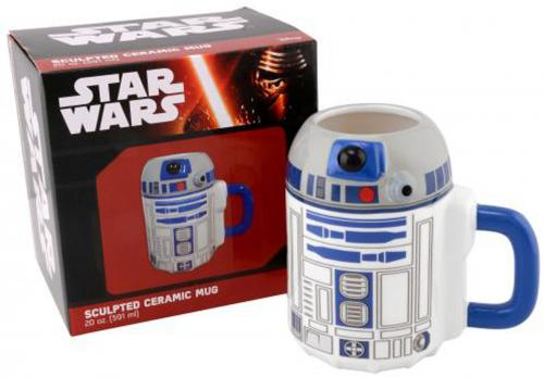 Star Wars R2-D2 20 oz. Ceramic Mug