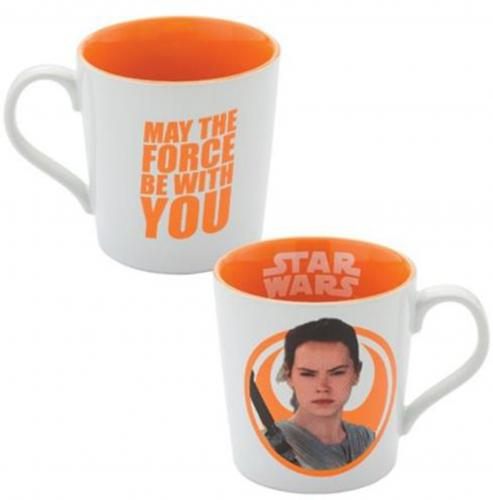 Star Wars Rey 12 oz. Ceramic Mug