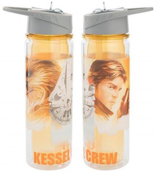 Star Wars Solo 18 oz. Tritan Water Bottle
