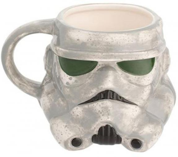 Star Wars Solo 20 oz. Sculpted Ceramic Mug