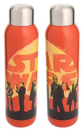 Star Wars Solo 22 oz. Stainless Steel Water Bottle