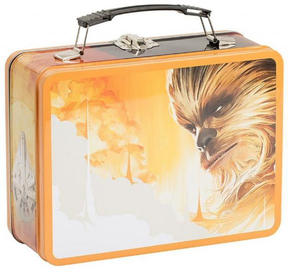Star Wars Solo Large Tin Tote