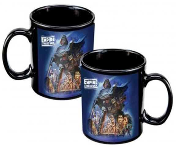 Star Wars the Empire Strikes Back 12 oz. Ceramic Mug