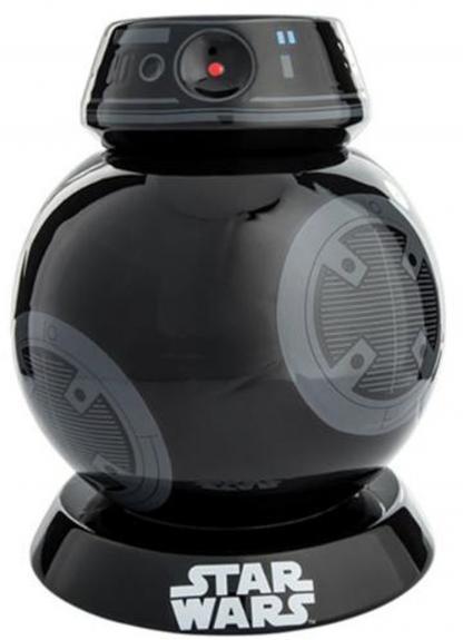 Star Wars the Last Jedi Dark BB-9E 20 oz. Ceramic Sculpted Mug