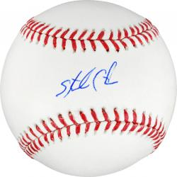 Starlin Castro Chicago Cubs Autographed Baseball