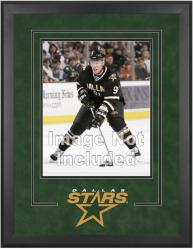 "Dallas Stars Deluxe 16"" x 20"" Vertical Photograph Frame - Mounted Memories"