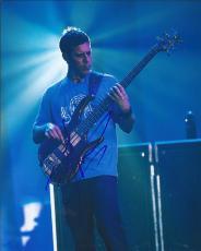Stefan Lessard Signed Autographed 8x10 Photo Bassist Dmb Dave Matthews Band #1
