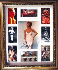 Stella Stevens Autographed Signed Framed Photo Display PSA