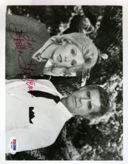 Stella Stevens Fantasy Island Psa/dna Signed 7x9 Photo Authentic Autograph