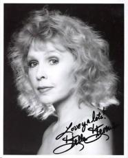 STELLA STEVENS (Great Shot!) Signed 8x10 B/W Photo