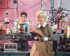 STELLA STEVENS HAND SIGNED 8x10 COLOR PHOTO+COA       GREAT POSE NUTTY PROFESSOR