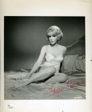 STELLA STEVENS JSA COA HAND SIGNED 8x10 PHOTO AUTHENTIC AUTOGRAPH