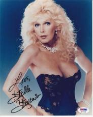 Stella Stevens Signed 8x10 Photograph Autographed Photo General Hospital PSA
