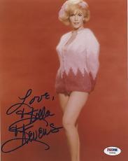 Stella Stevens signed 8X10 PSA/DNA # Y98661
