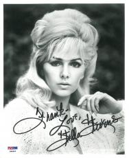 Stella Stevens Signed Authentic Autographed 8x10 Photo (PSA/DNA) #P96840