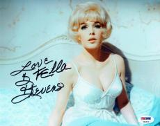 Stella Stevens Signed Authentic Autographed 8x10 Photo PSA/DNA #Y84932