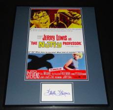 Stella Stevens Signed Framed 16x20 Photo Poster Display Nutty Professor