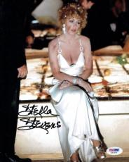 Stella Stevens Signed Poseidon Authentic Autographed 8x10 Photo PSA/DNA #X31930