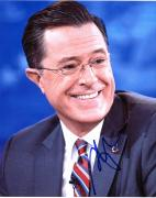 Stephen Colbert The Late Show Signed 8X10 Photo BAS #B13186