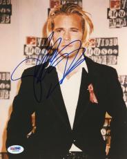 Stephen Dorff Signed 8X10 Photo Autograph PSA/DNA #I85529