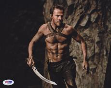 Stephen Dorff SIGNED 8x10 Photo Immortals PSA/DNA AUTOGRAPHED