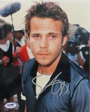 Stephen Dorff Signed Authentic Autographed 8x10 Photo (PSA/DNA) #I85528