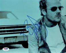 Stephen Dorff Signed Authentic Autographed 8x10 Photo PSA/DNA #Y89269