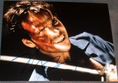 Stephen Dorff Signed Autograph Blade Bloody Face Photo
