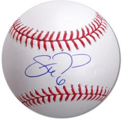 Stephen Drew Boston Red Sox Autographed Baseball