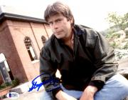 "Stephen King Autographed 8"" x 10""  Photograph - BAS COA"