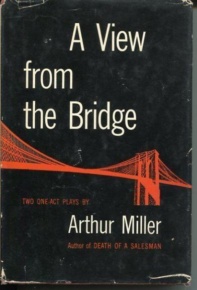 the theme of masculinity in a view from the bridge a play by arthur miller Los angeles – to call arthur miller's a view from the bridge a loaded show would be all too accurate the show is a greek-style tragedy covering diverse issues including homoeroticism in a.