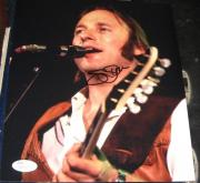 Stephen Stills Buffalo Springfield CSNY Band SIGNED AUTOGRAPHED 8x10 Photo JSA